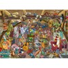 Puzzle Heye - In The Attic - 1000 Pièces 3