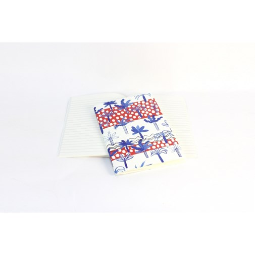 Cahier A5 Palmier - COLLECTION GIRL GANG