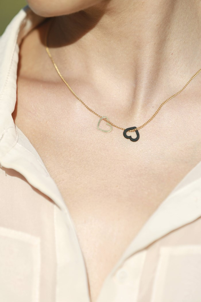 Collier Little Hearts 3