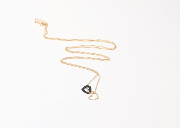 Collier Little Hearts 2