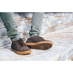 Saola chaussures éco responsables Cannon Waterproof Chocolate - Homme