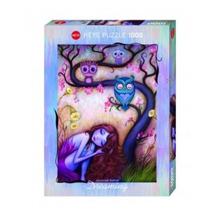 Puzzle Heye - Dreaming Wishing Tree - 1000 Pièces