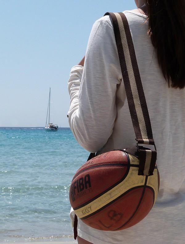 Sac ballon de basket - Sakaball bi-color 3