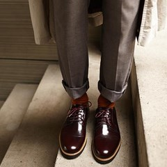 Derbies bordeaux Alpha Low