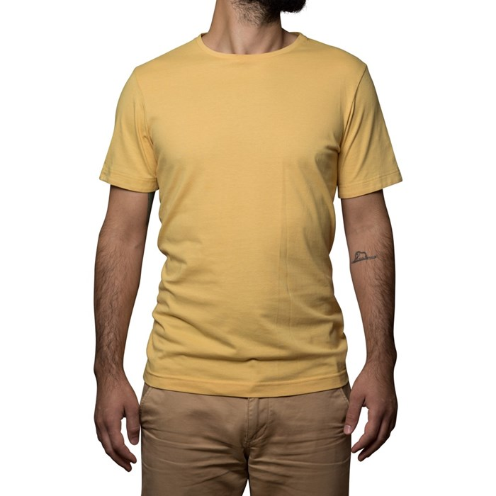 T-shirt Ocre - coton Bio - Made in France 2