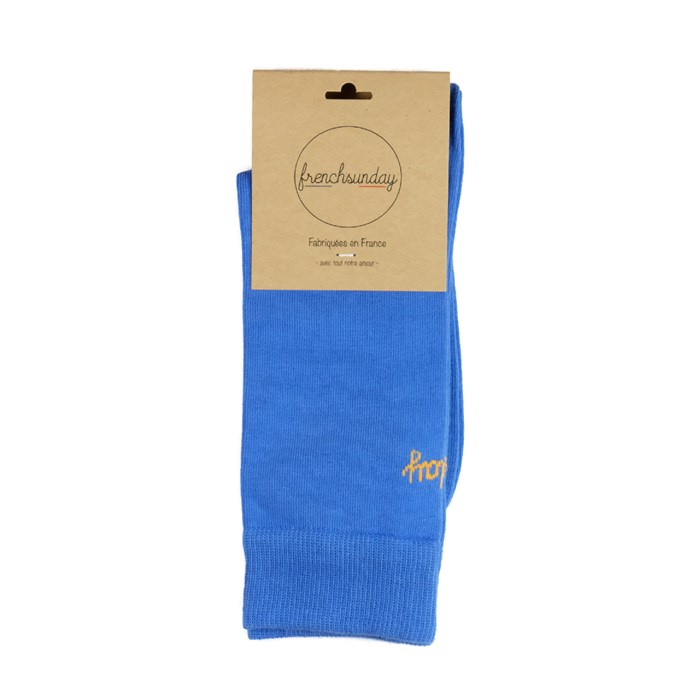 Les Océanes - Chaussettes Frenchsunday - Made In France 2