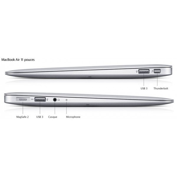"MacBook Air 13"" 1,7 GHz / I5 / 256 Go SSD / 4 Go Ram  3"