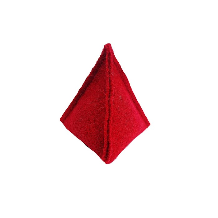 Absorbeur purificateur d'air Pyramide 60g - Rouge 4