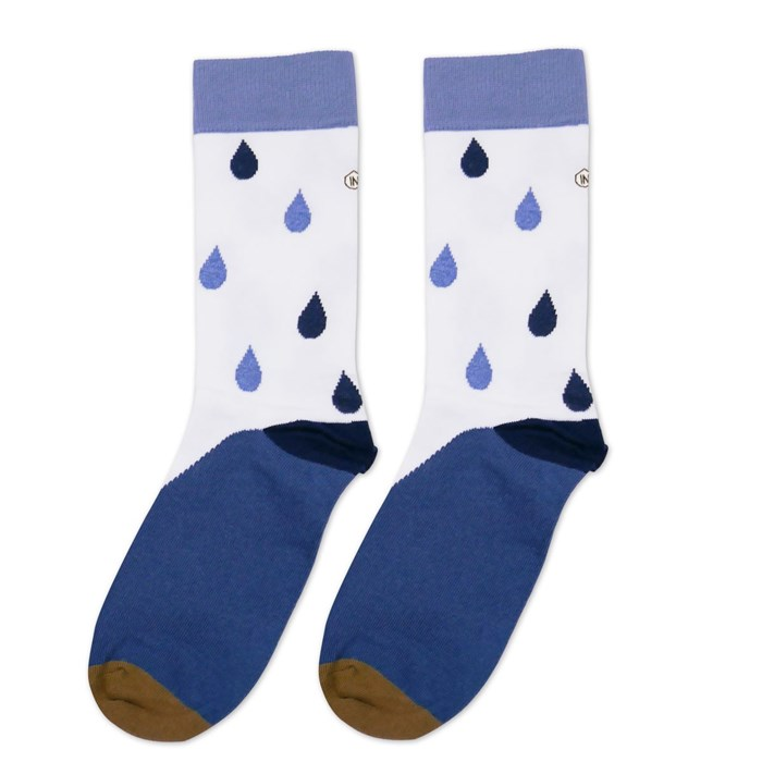 chaussettes-bleu-marine-blanc-made-in-france-femme