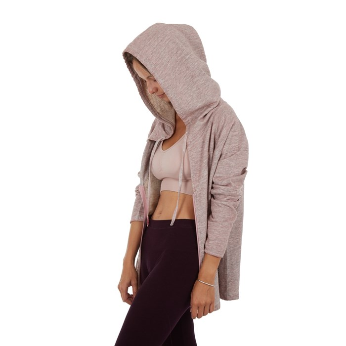 sweat-en-capuche-zippe-yoga-gris