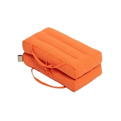 Coussin de méditation Twin - Orange